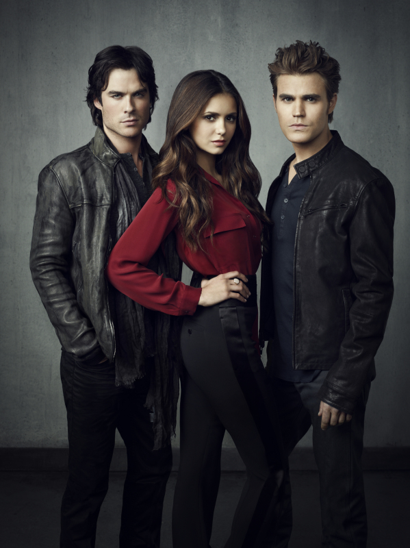 The Vampire Diaries Burning Question: Has Katherine Killed the Love Triangle?