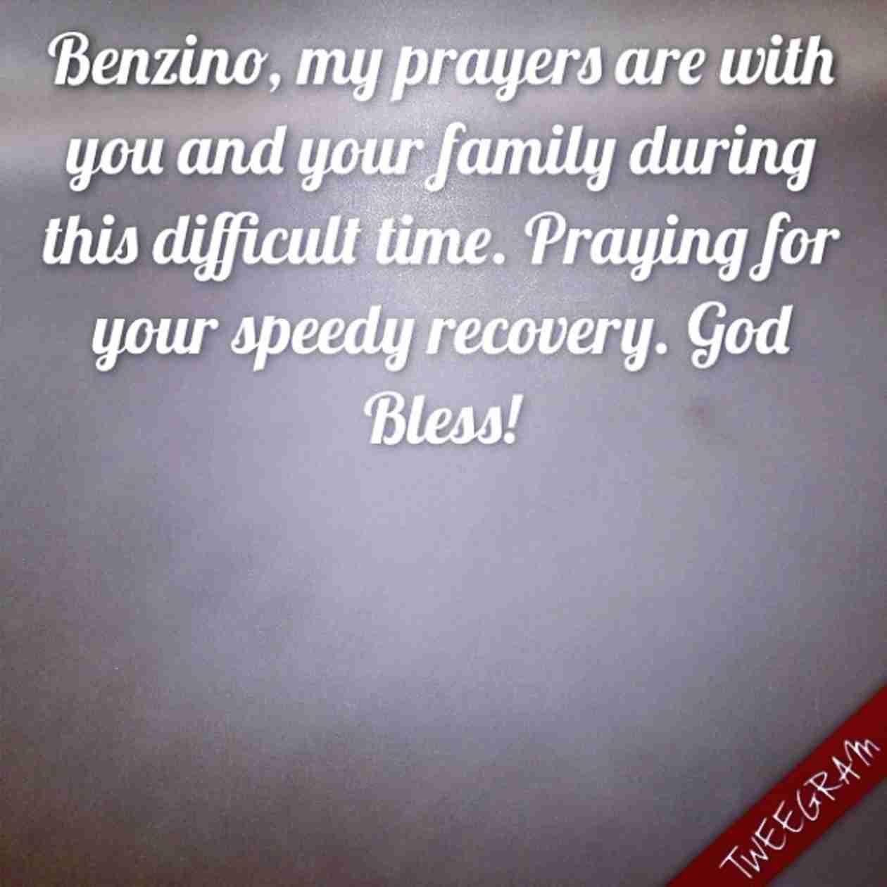 Karlie Redd Sends Well Wishes to Recently Injured Ex Benzino (PHOTO)