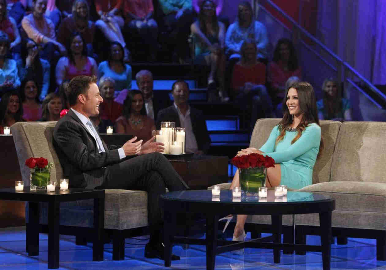 "Bachelor Star Andi Dorfman: Juan Pablo Is ""Borderline Narcissistic"" (VIDEO)"