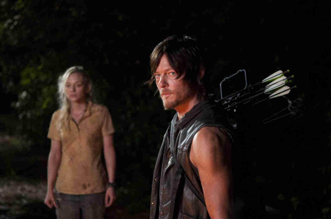 "Robert Kirkman: No One on The Walking Dead Is Too Popular to Die — ""Suck It, Reedus!"""