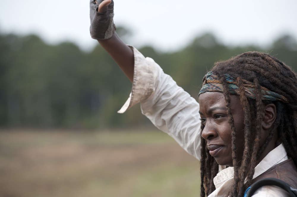 The Walking Dead Season 4: What Happened to Michonne's Son?