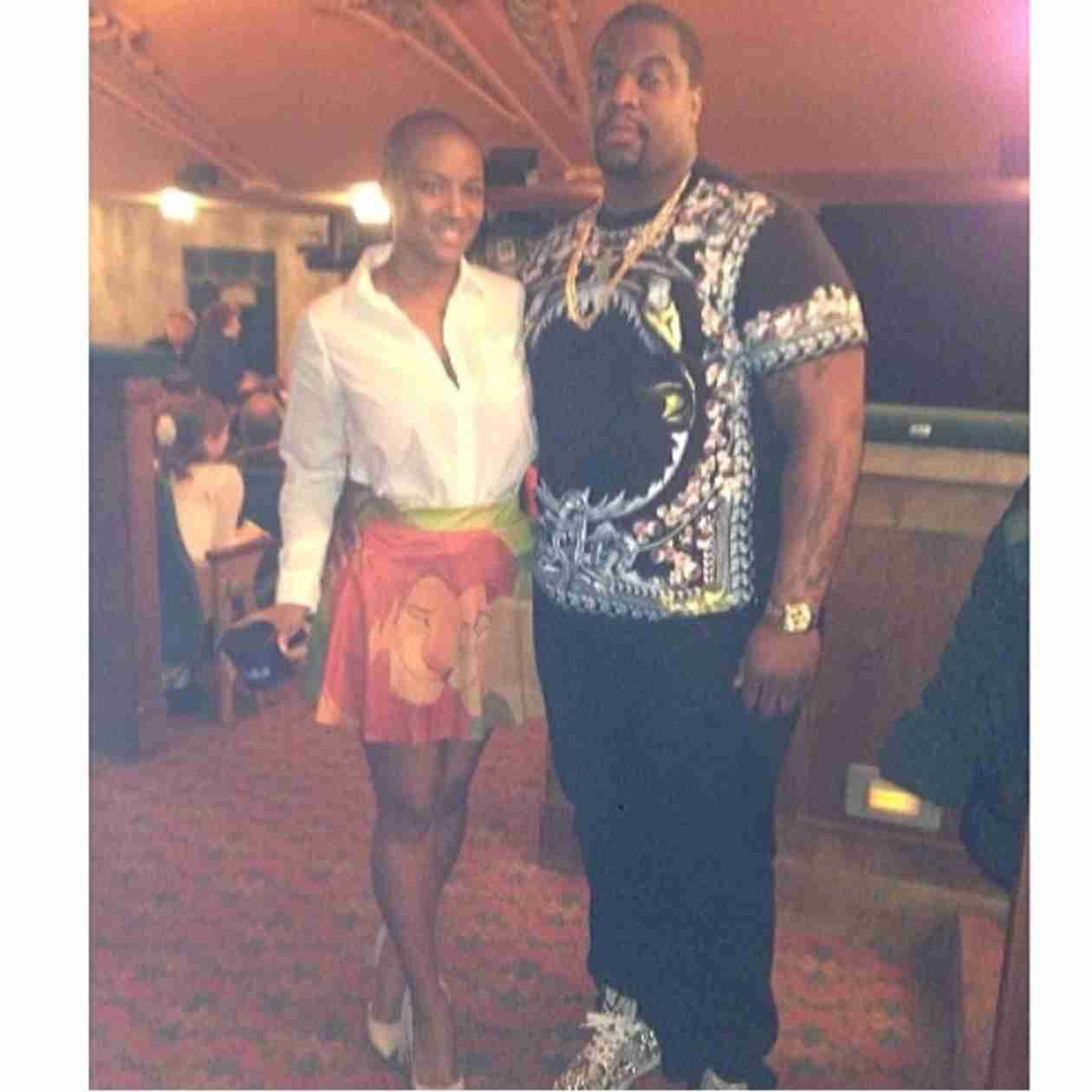 Love & Hip Hop's Nya Lee Has an NFL Boyfriend — Who Is He? (PHOTOS)