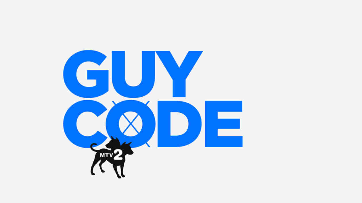 MTV2's Guy Code Trailer Spoofs Game of Thrones: The Code Is Coming, Bro (VIDEO)