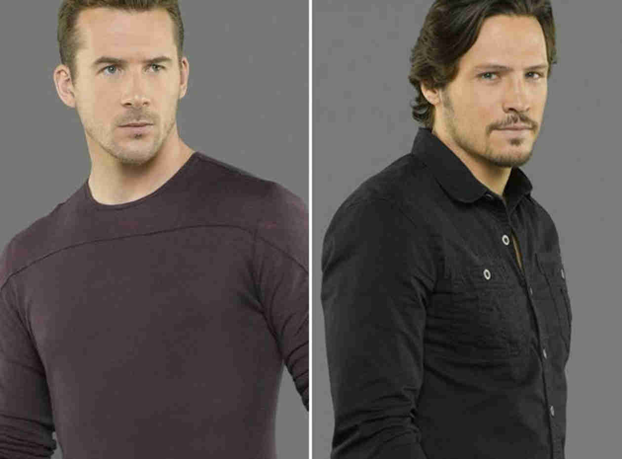 Who's Hotter on Revenge: Jack Porter or Aiden Mathis?