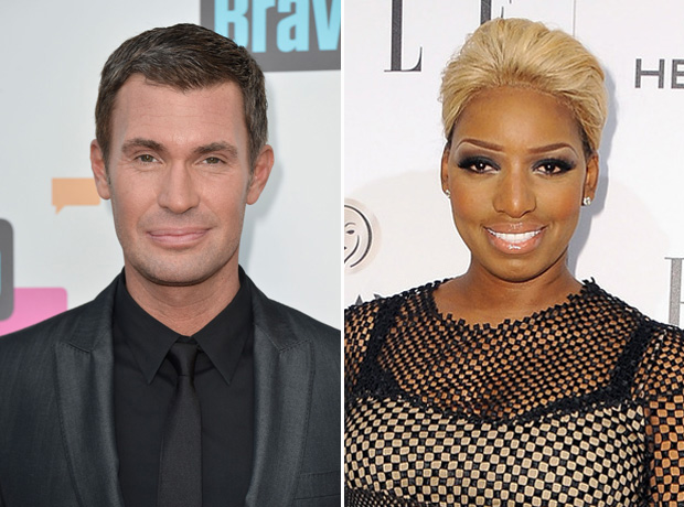 "Flipping Out's Jeff Lewis Slams RHoA: ""I Felt Dirty"" Watching Them Fight (VIDEO)"