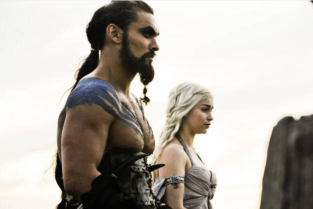 How Game of Thrones' Khal Drogo Helped Fix Relationships (VIDEO)