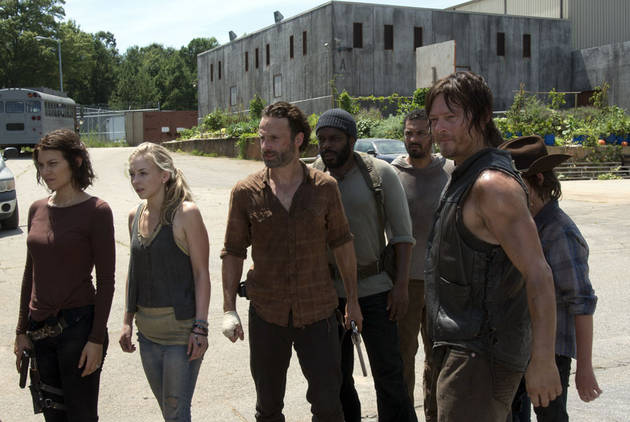 The Walking Dead Season 4: Is a Team Prison Reunion Around the Corner?