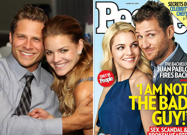 "Nikki Ferrell's Ex Surprised She Would ""Take That S—t"" From Juan Pablo"