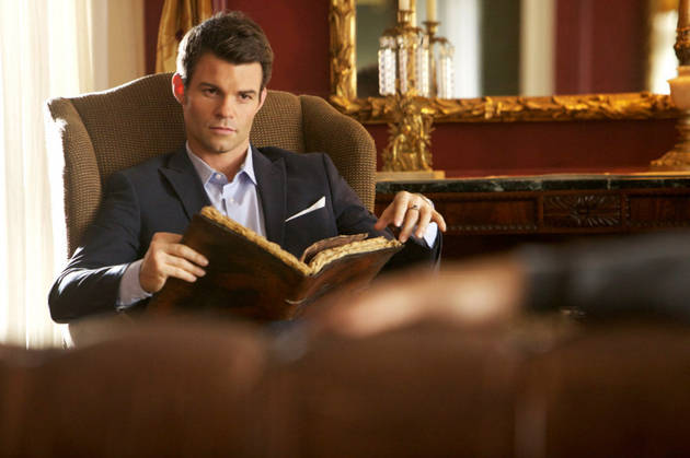 Which CW Hunk Auditioned For the Role of Elijah Mikaelson?