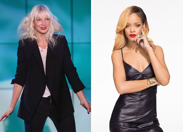 "Sia's Catchy New Track ""Chandelier"" Meant for Rihanna — What Happened?"
