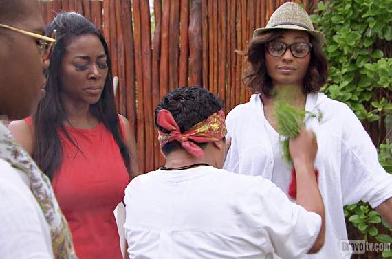 Kenya Moore Regrets Inviting NeNe Leakes to Her Fertility Ritual