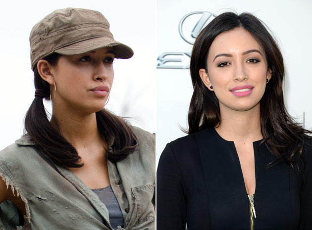 Christian Serratos: 5 Things to Know About the Walking Dead Actress