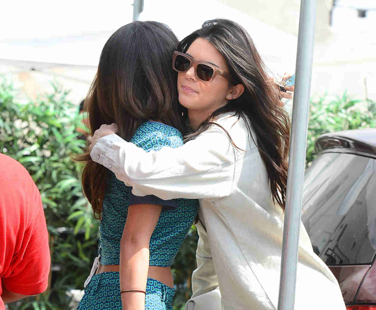 Kendall Jenner Has Lunch With Selena Gomez — Who Knew They Were Friends?!