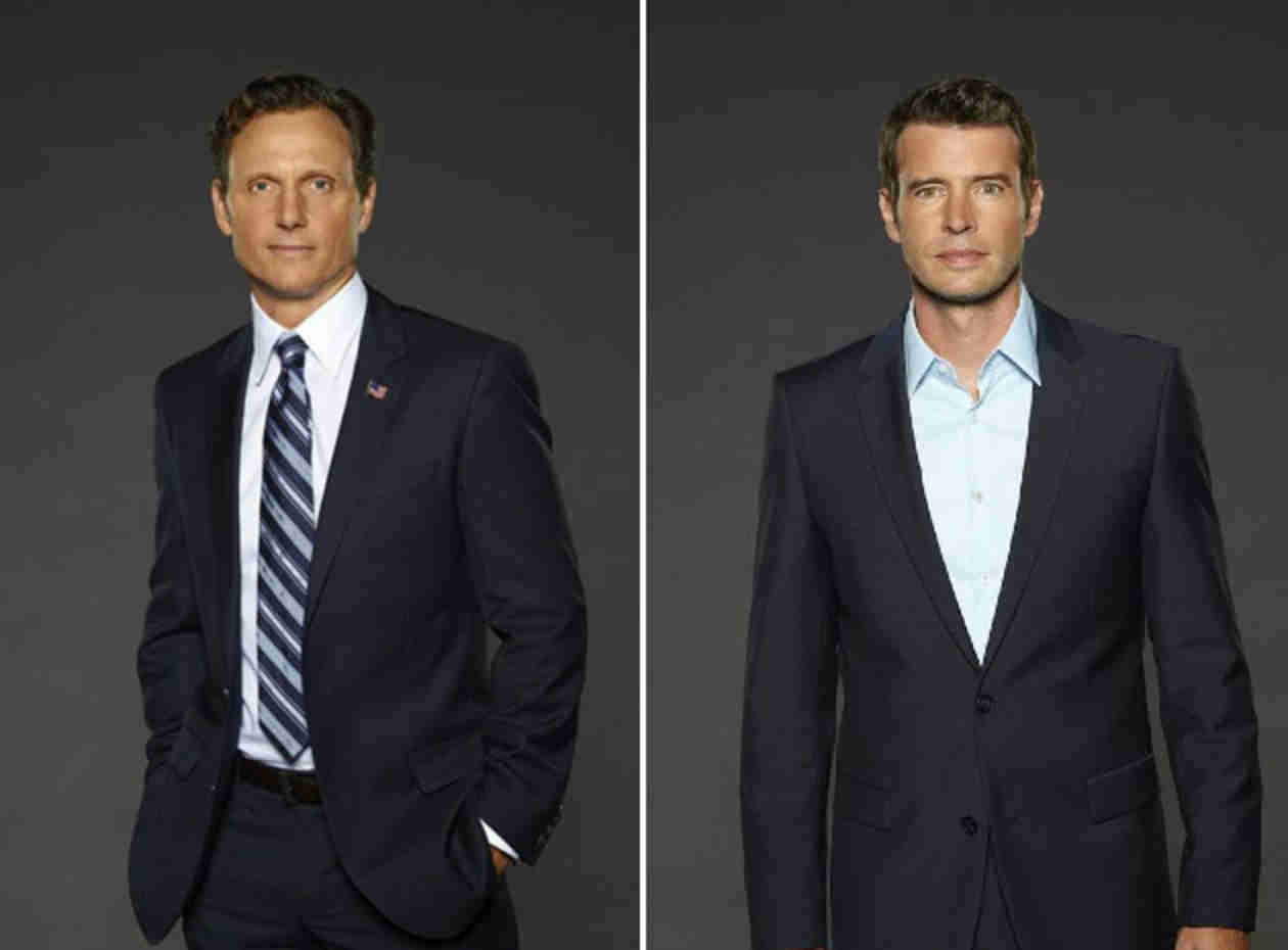 Which Scandal Guy Is Hotter: President Fitz or Jake Ballard?