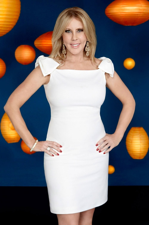 Vicki Gunvalson Wins the Lifetime Achievement Award in Bravo's Real Housewives Awards (VIDEO)