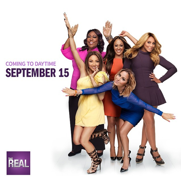 Daytime Talk Show The Real Gets Official Air Date