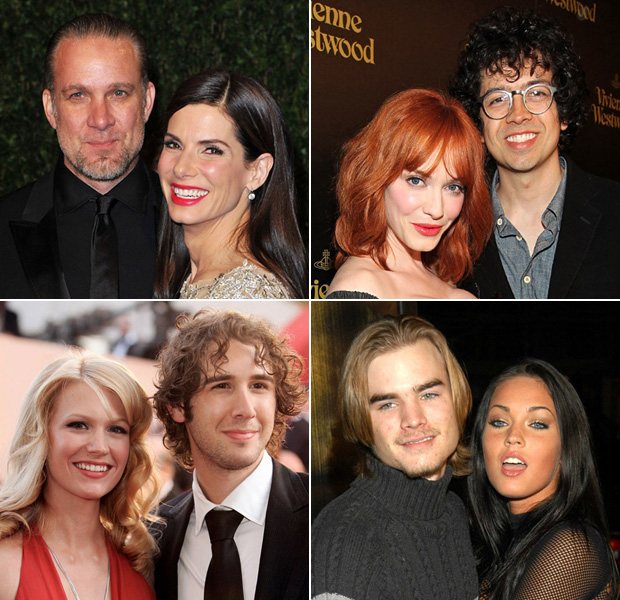 12 Celebrity Couples who Look Odd Together - Wetellyouhow