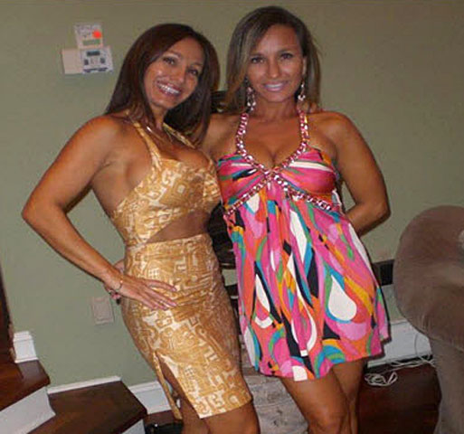 New Real Housewives of New Jersey Teresa and Nicole Join Twitter
