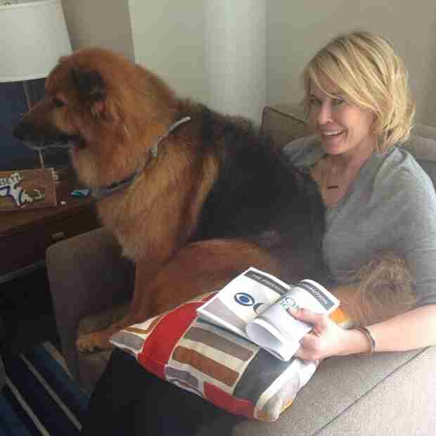 Chelsea Handler Heading to CBS? See Her Not-So-Subtle Instagram Hint (VIDEO)