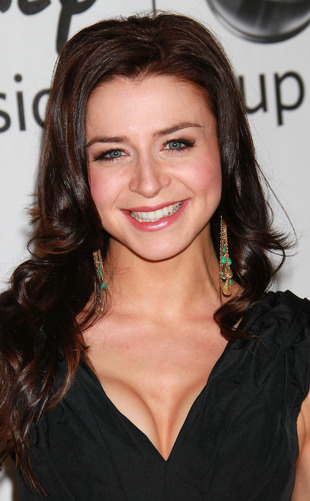 "Caterina Scorsone Joining Grey's Anatomy Full-Time? ""I'd Do 500 Episodes"""