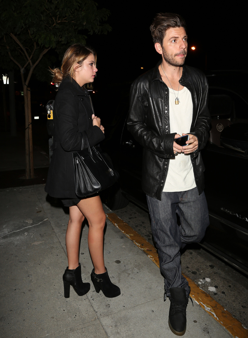 Ashley Benson and Ryan Good Are the Cutest Couple Ever — Watch! (VIDEO)