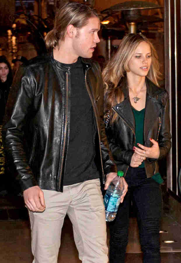 Chord Overstreet and Halston Sage Break Up — Is Zac Efron to Blame?