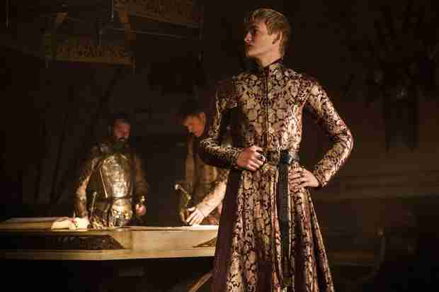 3 Reasons Joffrey Needs to Die on Game of Thrones