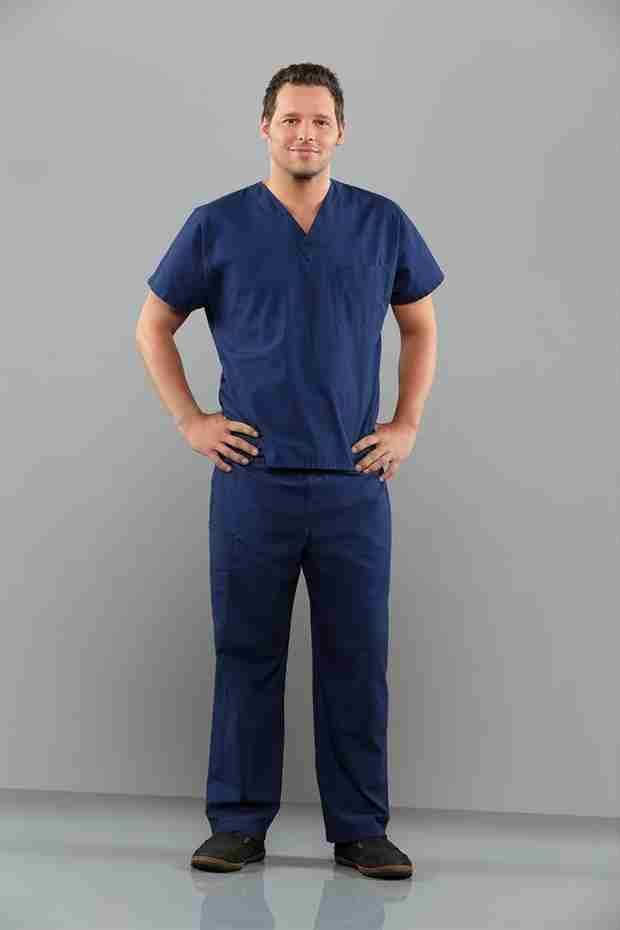 Should Alex Take the Private Practice Job on Grey's Anatomy?