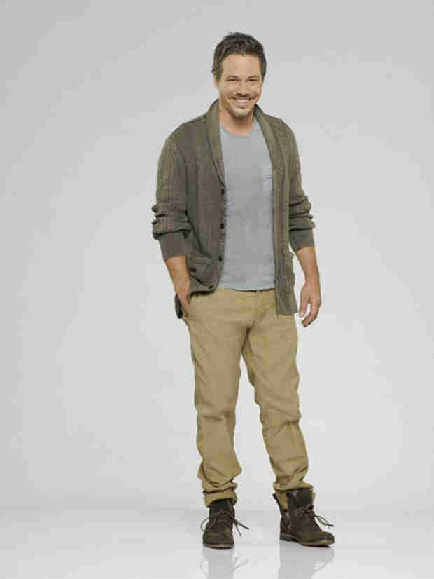 Once Upon a Time's Michael Raymond-James Speaks Out About Neal's Death