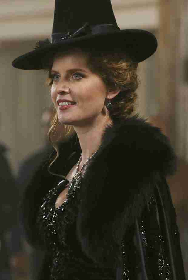 Once Upon a Time Spoiler: Who Is The Wicked Witch's Father?