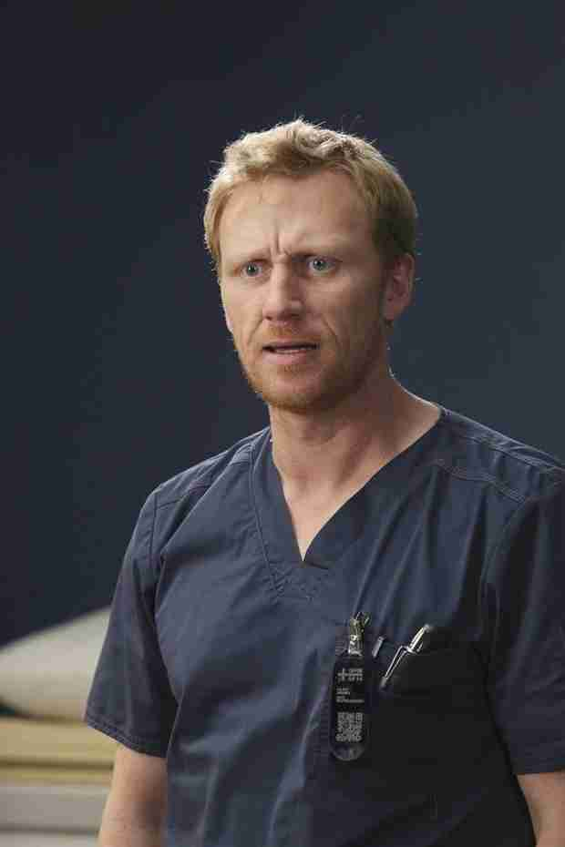 "Grey's Anatomy Season 10 Finale Spoiler: Owen Is ""In For a World of Pain"""