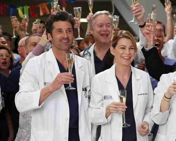 Grey's Anatomy to Air Repeats on Thursday Nights Starting April 17