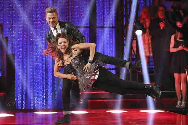 Dancing With the Stars' Sasha Farber on Erin Andrews, Amy Purdy, and Why Season 18 Is Awesome — Exclusive