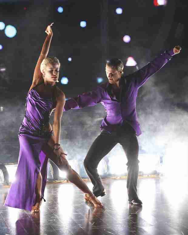 "Dancing With the Stars 2014: Sharna and Peta on ""Unfair"" Judging of Charlie White Rumba"