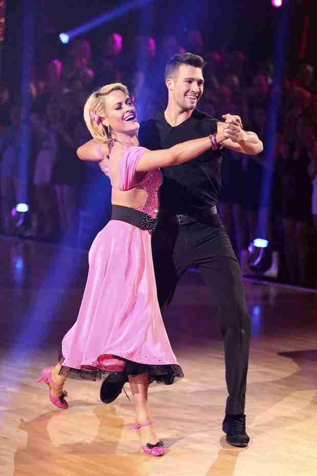 "Dancing With the Stars 2014: James Maslow Thinks Judges Were ""a Little Harsh"" on Quickstep"