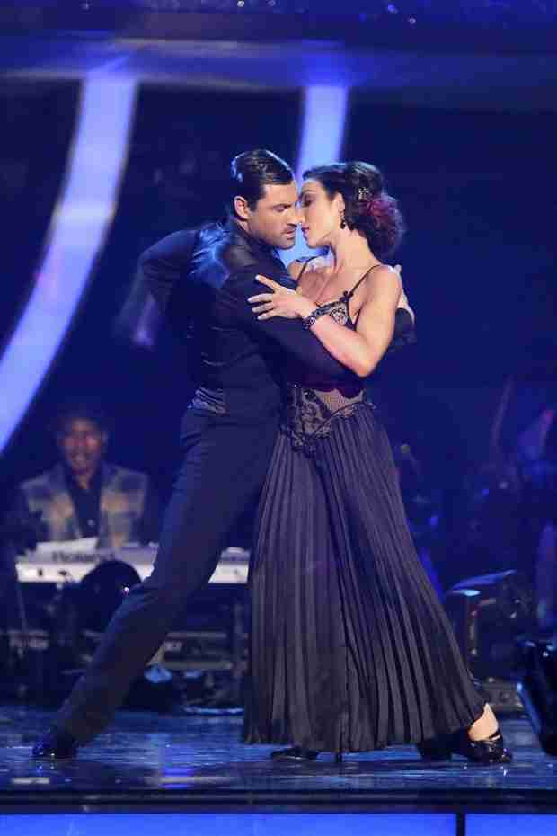 Carrie Ann Inaba: Meryl Davis Has Taken the Lead Over Charlie White on Dancing With the Stars