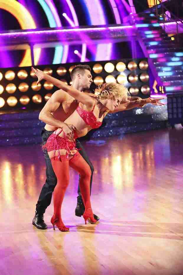 How Will the Partner Team Dance Work on Dancing With the Stars Week 8?