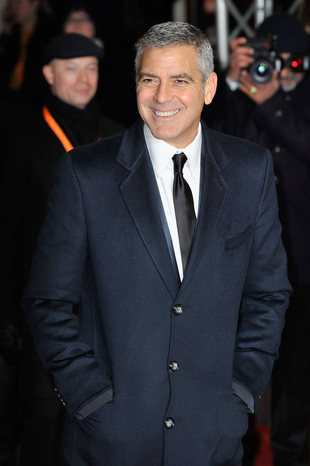 George Clooney Engaged to Girlfriend Amal Alamuddin (UPDATE)