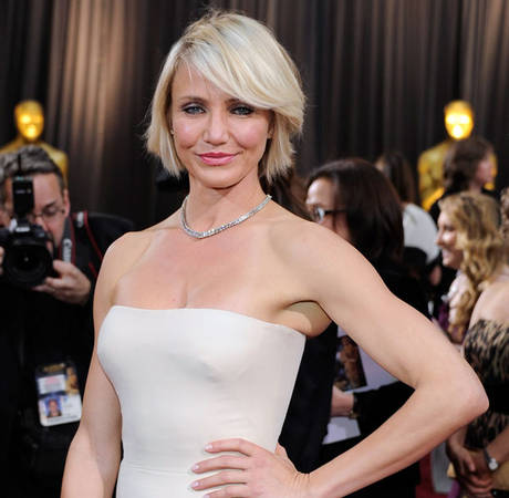 "Cameron Diaz Refutes Childlessness: ""I Could Have a Kid at Any Second, If I Want"""
