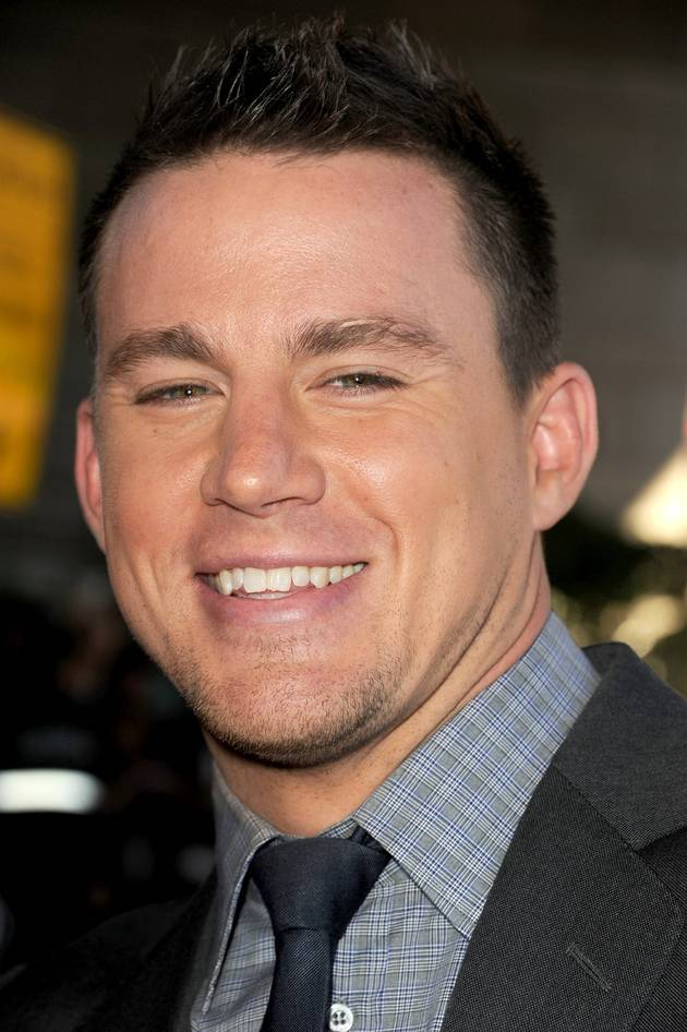 What Award Is Channing Tatum Getting at the 2014 MTV Movie Awards?
