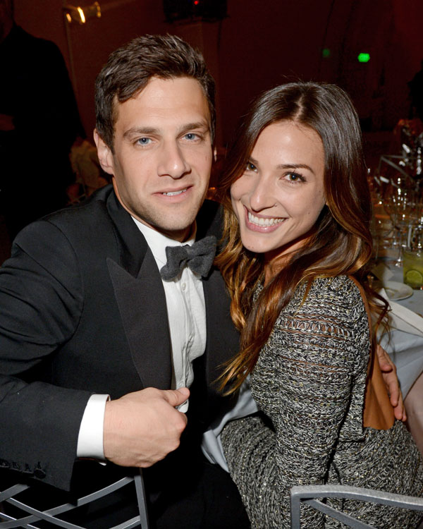 Justin Bartha Welcomes First Child!