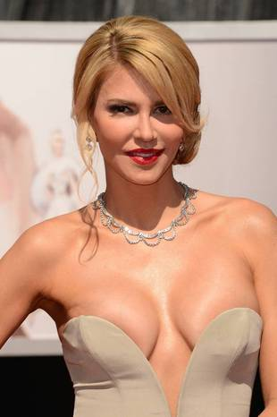 Brandi Glanville Slams Claims That She's Drinking and Drugging During Celebrity Apprentice