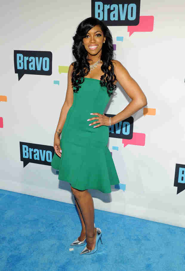 Porsha Stewart Defends Decision to Blow Off Rehearsal: Kandi Burruss Was With Me!