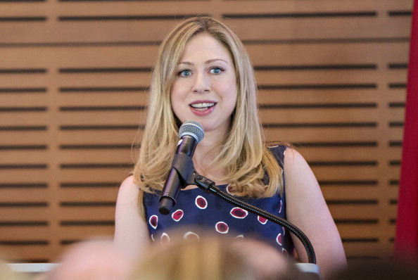 Chelsea Clinton Is Pregnant! (VIDEO)