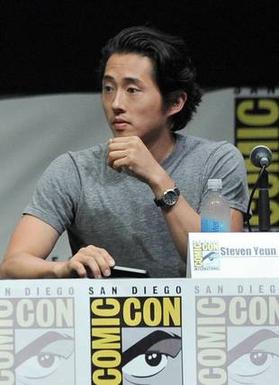 "The Walking Dead's Steven Yeun to Voice Lead Role, Tony Chu, in ""Chew"" Movie"