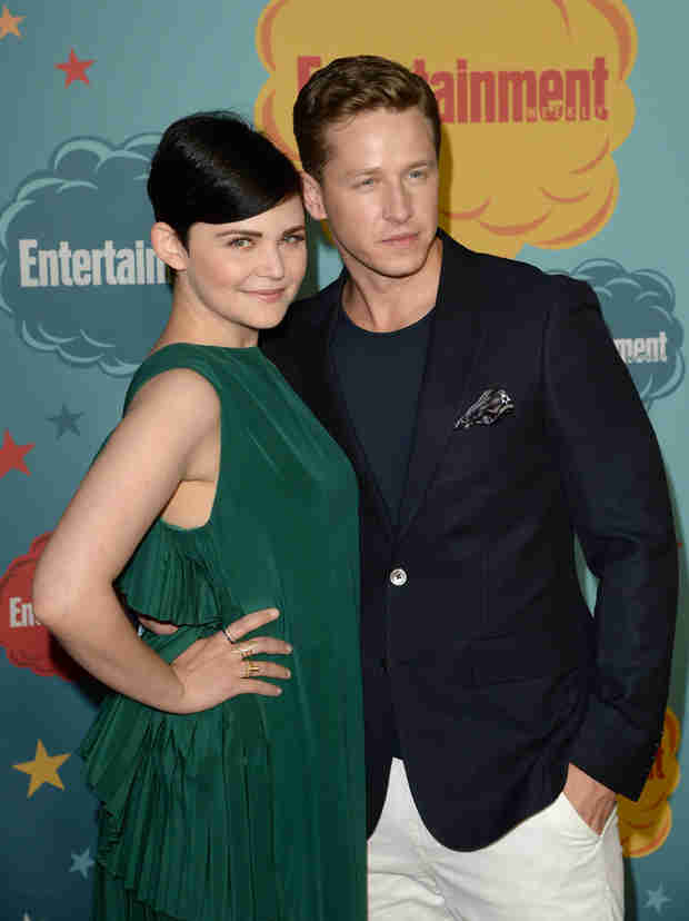 Ginnifer Goodwin Marries Josh Dallas — What a Fairy Tale! (VIDEO)
