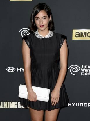 The Walking Dead Season 5: Alanna Masterson, Andrew J. West, Christian Serratos Upped to Series Regulars