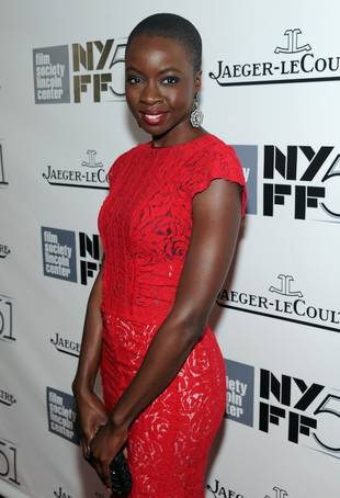 Danai Gurira to Appear on Jimmy Kimmel Live on April 1!
