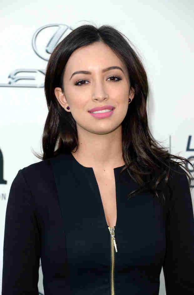 "Christian Serratos: ""New Twists and Turns Coming"" on The Walking Dead (VIDEO)"