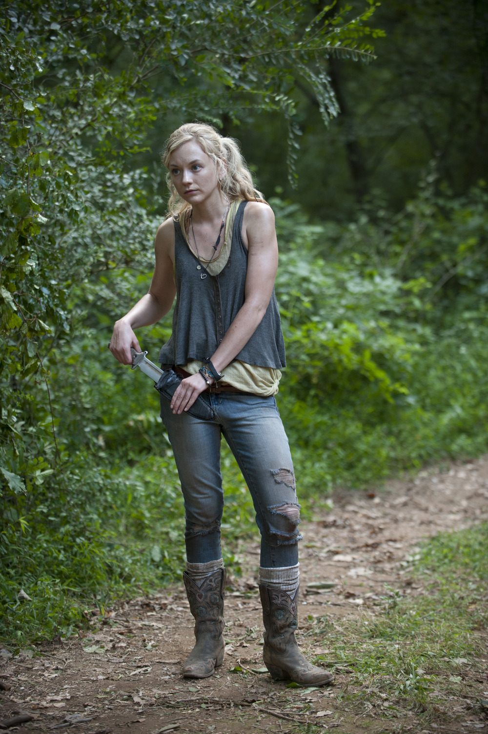 "The Walking Dead Season 5: Beth Will Definitely Be Back — And ""Fairly Quickly"""